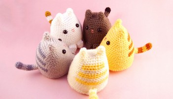 Crochet Hello Kitty free pattern amigurumi   Amigurumi Space   200x350