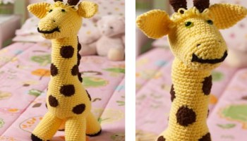 Free Crochet Yorkie Dog Patterns | The WHOot | 200x350