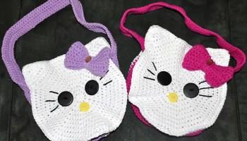 Ravelry: Big Hello Kitty pattern by Ella.D Design | 200x350