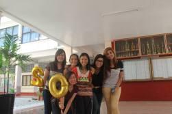 I'm SO 20! Goodbye teenage years!