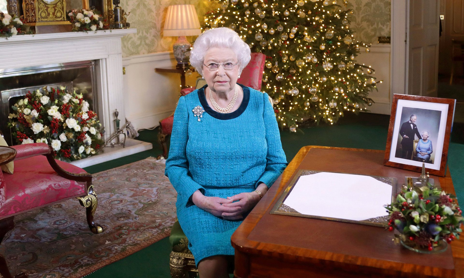 How to listen to Queen Elizabeth's Christmas message using Alexa