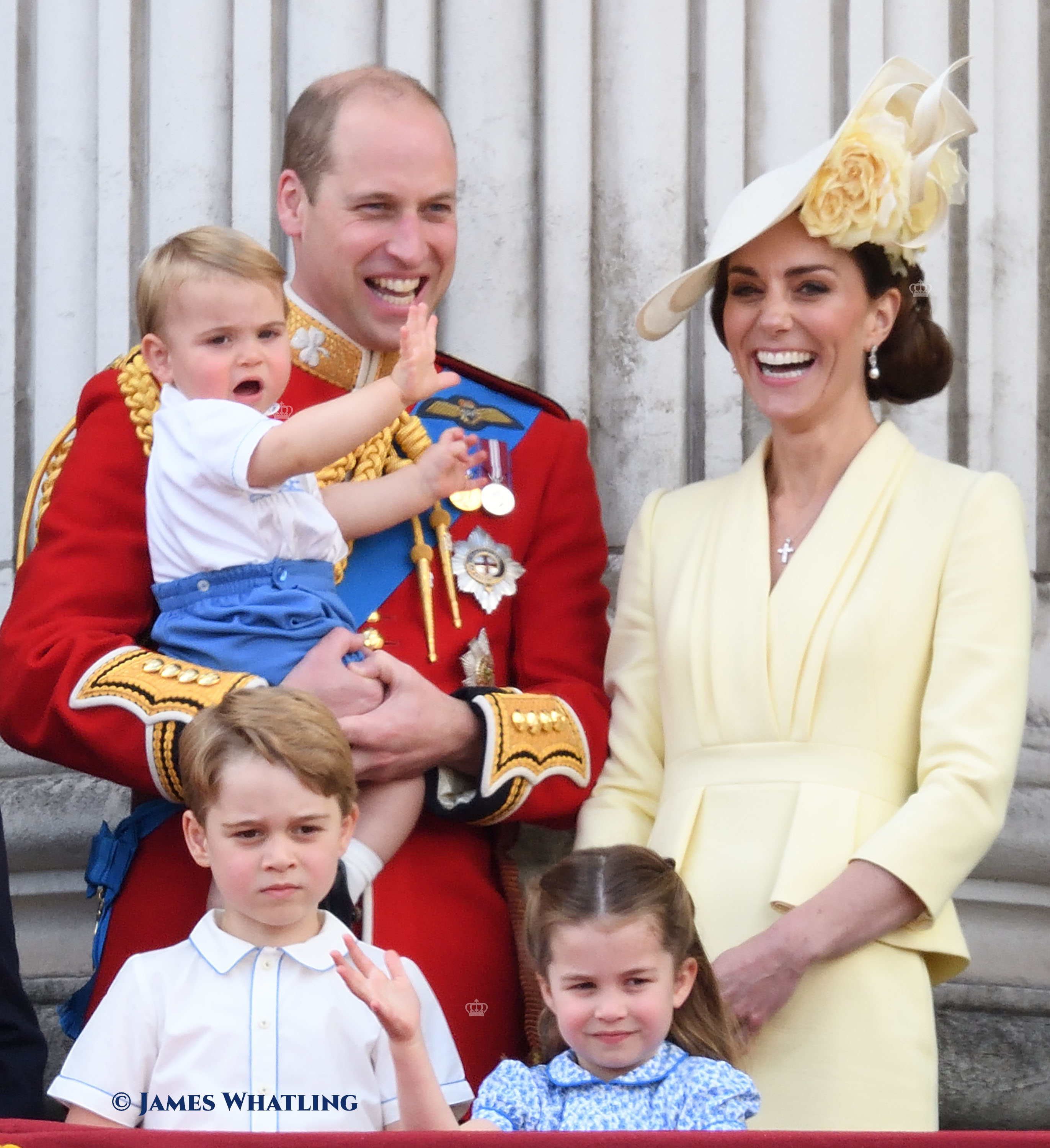 Prince William on the incredible but Scary Experience of Being a Father