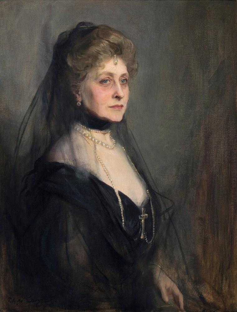 an older Princess Louise