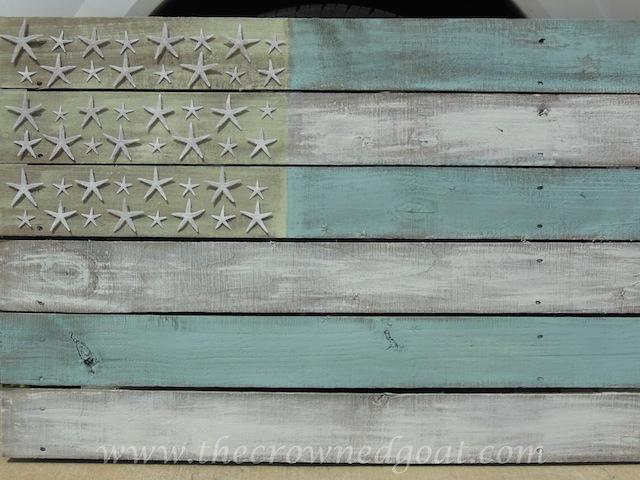 070214-7 Patriotic Inspiration: Coastal Flag Crafts Holidays