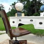 Annie_Sloan_Chalk_Paint_Desk_Makeover_072314-10 Painted Furniture