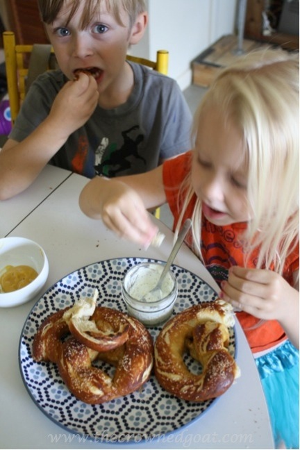 pretz5 Easy Afternoon School Snack Baking