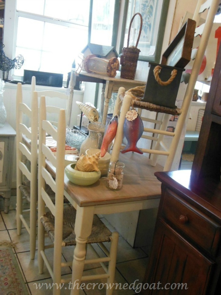 090314-13 Washstand Makeover with DIY Chalk Inspired Paint Recipe Painted Furniture