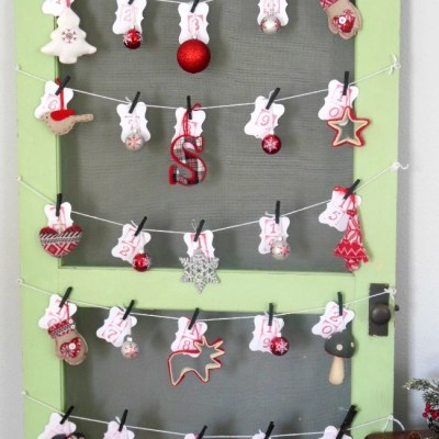Creating a Meaningful Advent Calendar and a Giveaway