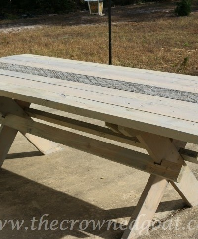 Building a Farmhouse Style Table