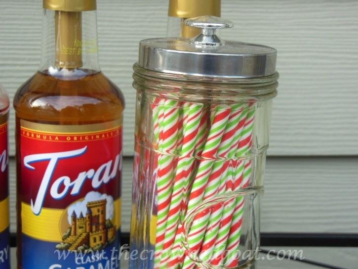010815-6 Creating a Hot Drink Bar Decorating Holidays