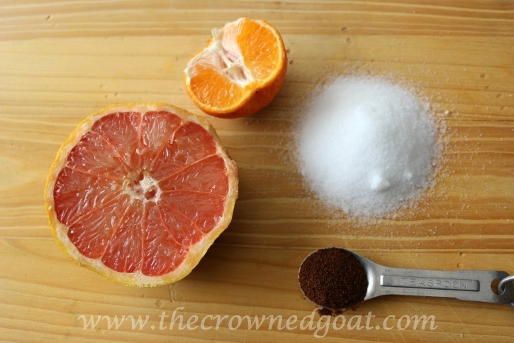 011215-1-Rise-and-Shine-Sugar-Scrub-Ingredients1 Something to Talk About Link Party #1 LinkParty