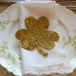 St. Patrick's Day Inspired Tablescape