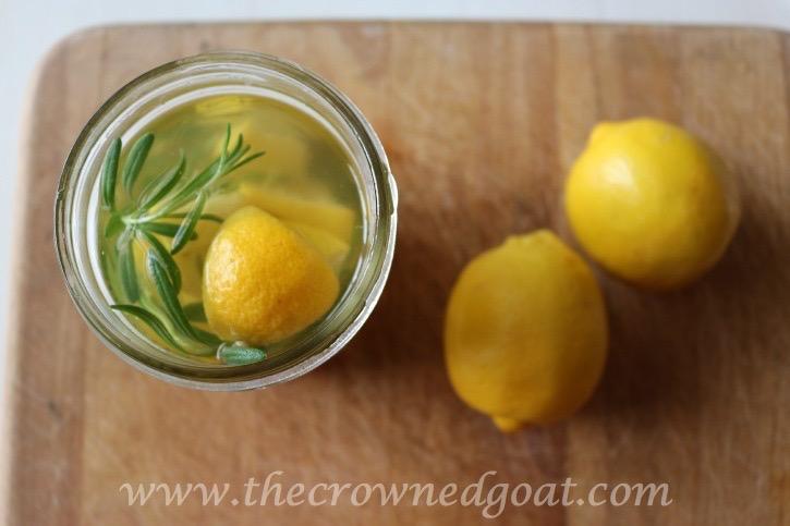 032715-7 Lemon and Lavender Mason Jar Simmer Pot DIY