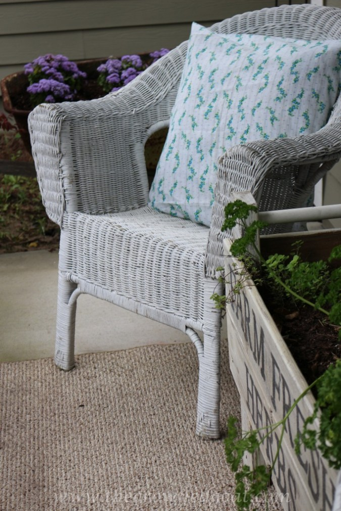 Shop-Your-Home-Front-Porch-Makeover-The-Crowned-Goat-051515-1-682x1024 Shop Your Home: Front Porch Makeover  Decorating