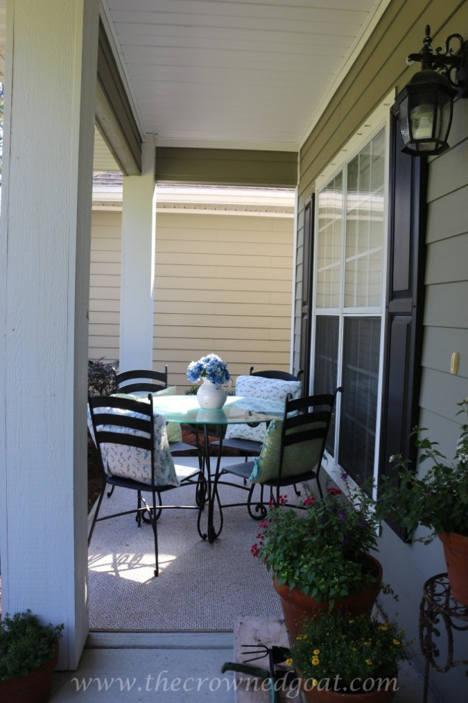 Shop Your Home Front Porch Makeover  - The Crowned Goat - 051515-6