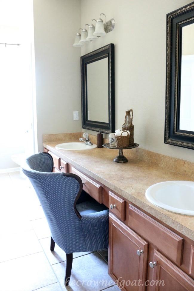 061815-14 Master Bathroom Makeover Decorating