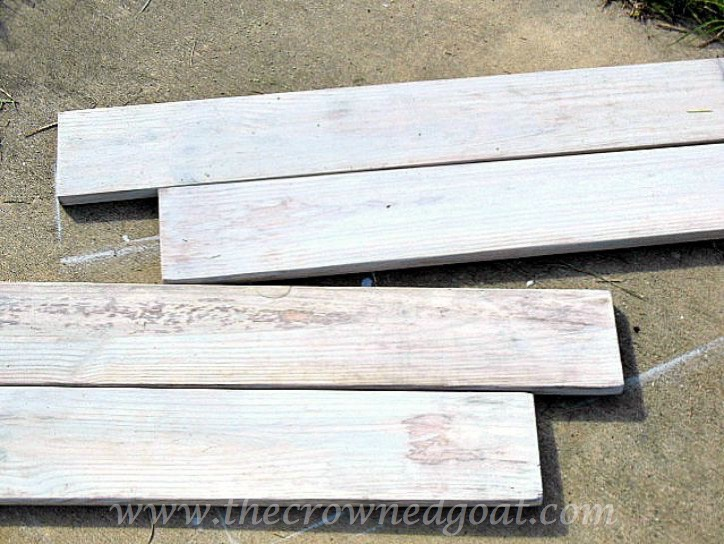 072915-5 Driftwood Inspired Trail Signs DIY Painted Furniture