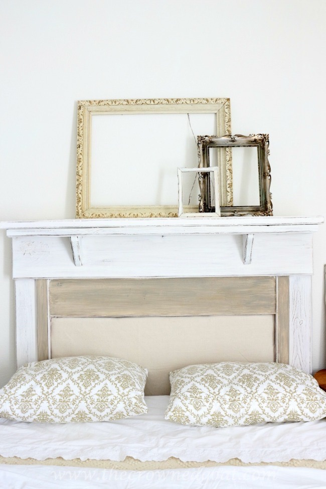 Neutrals Inspired Bedroom Makeover - The Crowned Goat - 071615-1