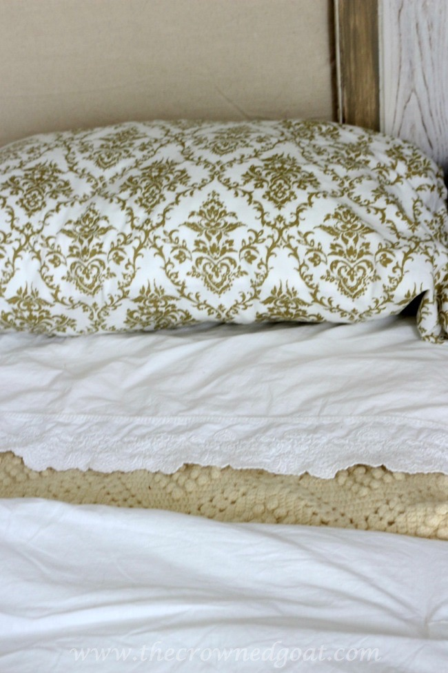 Neutrals Inspired Bedroom Makeover - The Crowned Goat - 071615-3