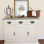 old-white-and-french-linen-buffet-the-crowned-goat-073015-8 Painted Furniture