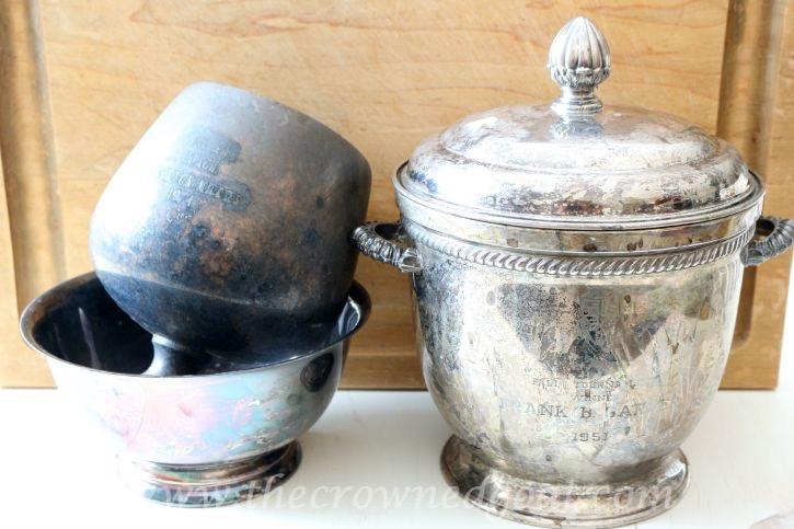 090215-5 How to Revive a Tarnished Vintage Trophy DIY