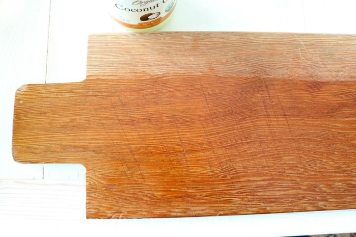 090915-14 How to Clean and Restore Vintage Cutting Boards DIY