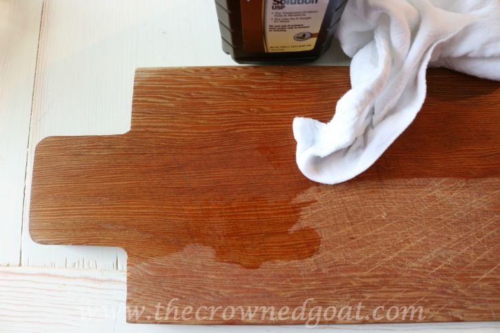 090915-9 How to Clean and Restore Vintage Cutting Boards DIY