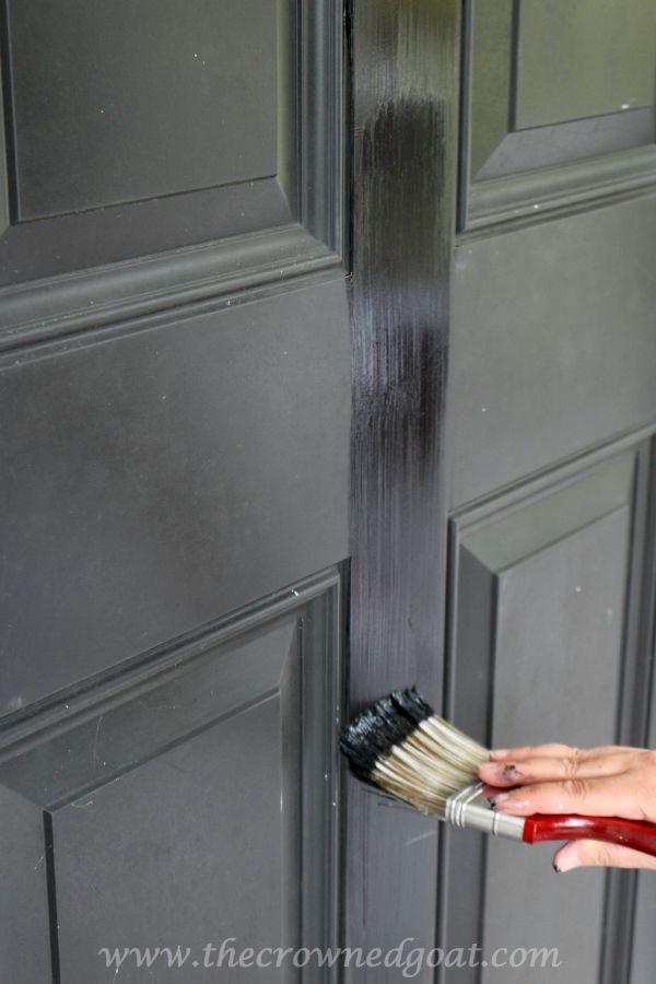 092315-13 Front Door Paint with Modern Masters DIY
