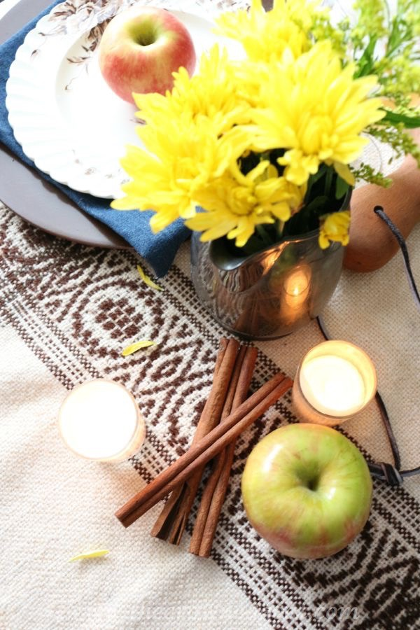 Autumn-Apple-Inspired-Tablescape-091715-10 Autumn Apple Inspired Tablescape Decorating Holidays