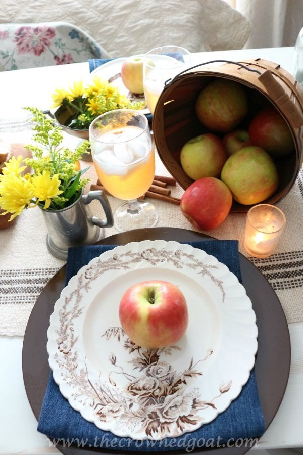 Autumn-Apple-Inspired-Tablescape-091715-3 Autumn Apple Inspired Tablescape Decorating Holidays
