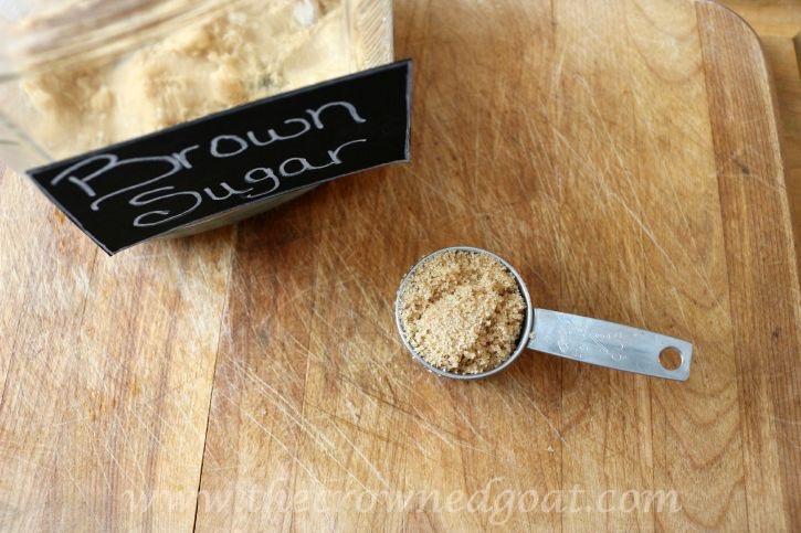 Salted Caramel Apple Skillet - The Crowned Goat