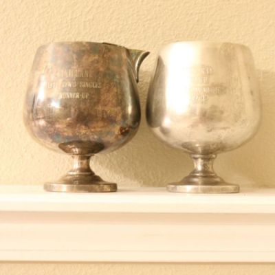 How to Revive a Tarnished Vintage Trophy