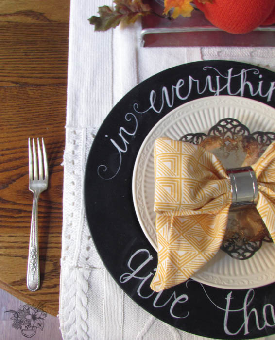 DIY-Chalkboard-Chargers-Pocketful-of-Posies Something to Talk About Link Party 37 LinkParty