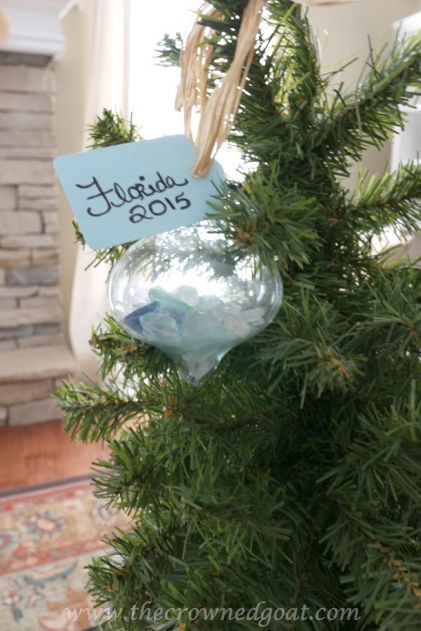 112015-7 Easy Coastal Inspired Ornaments Christmas Holidays