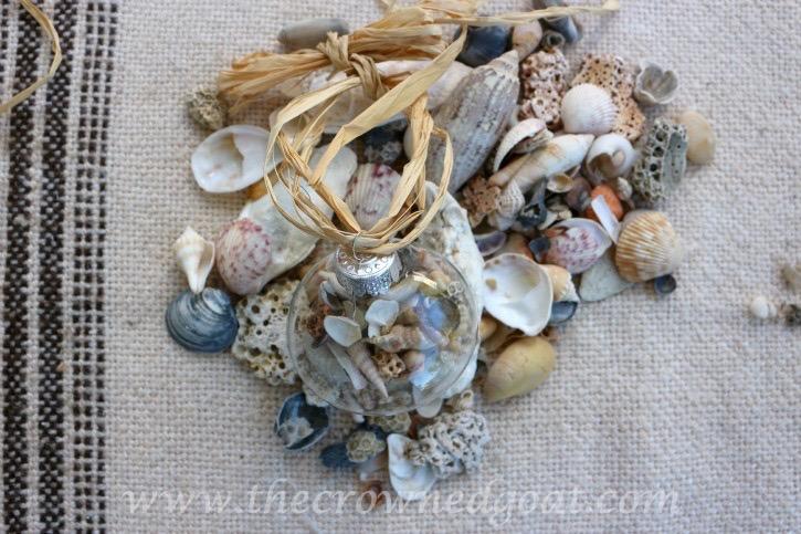 112015-8 Easy Coastal Inspired Ornaments Christmas Holidays