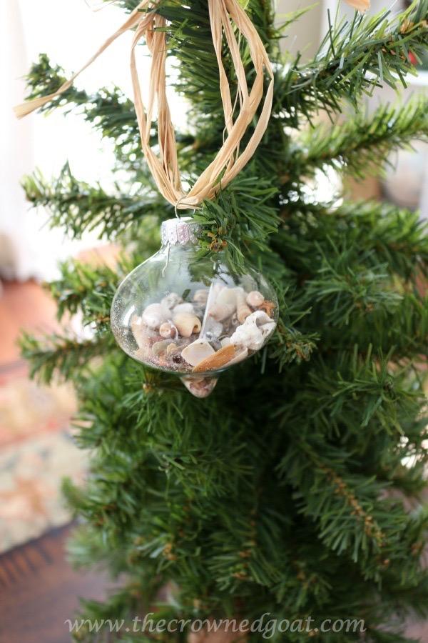 112015-9 Easy Coastal Inspired Ornaments Christmas Holidays