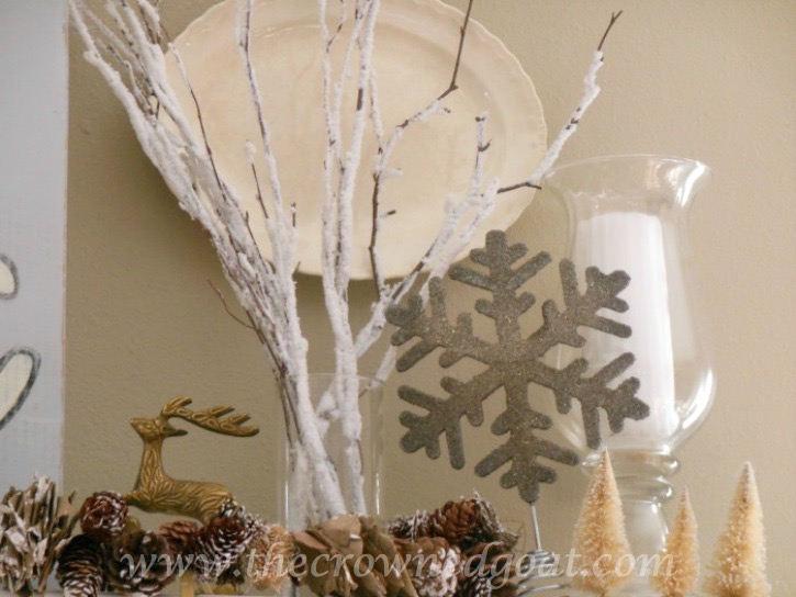 112415-10 Neutral Inspired Christmas Ideas Christmas Decorating Holidays