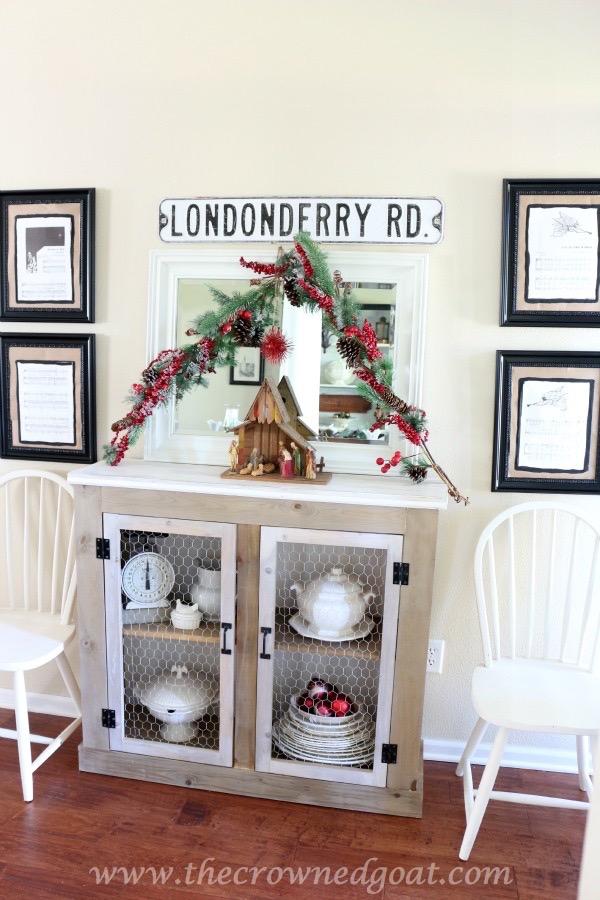120115-2 2015 Merry Christmas Tour of Homes Blog Hop Christmas Decorating Holidays