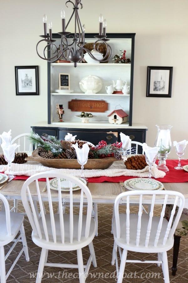 120115-24 Merry Christmas Tour of Homes Blog Hop Christmas Decorating Holidays