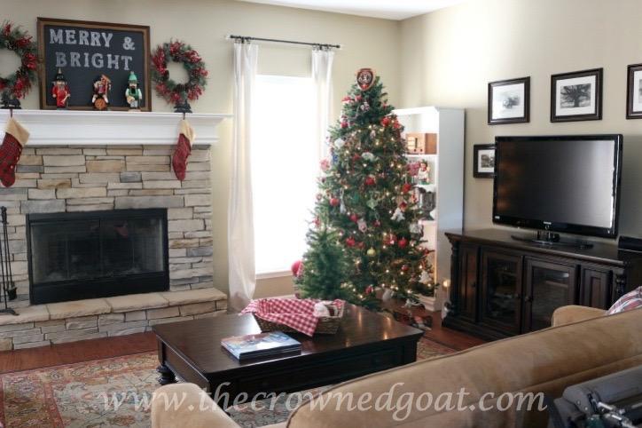 120115-6 2015 Merry Christmas Tour of Homes Blog Hop Christmas Decorating Holidays