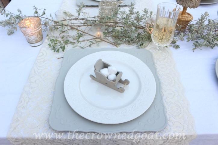 120315-2 White Christmas Inspired Patio Christmas Decorating Holidays