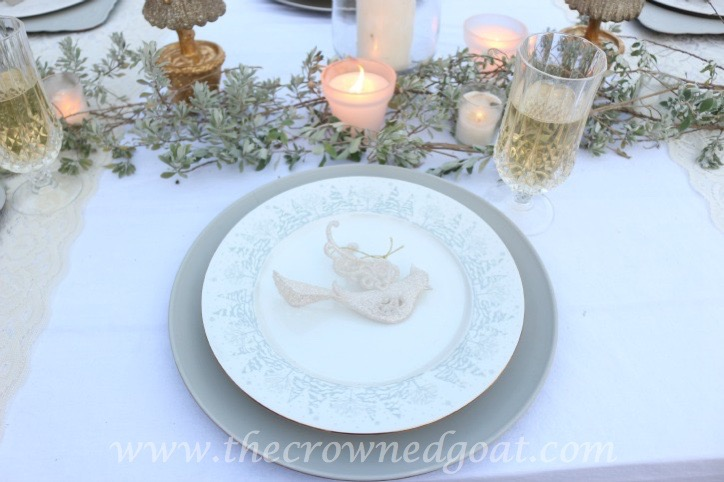 120315-3 White Christmas Inspired Patio Christmas Decorating Holidays