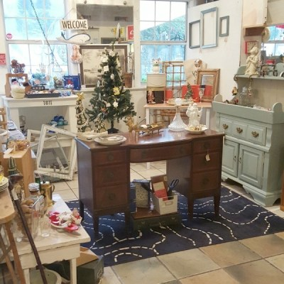 Christmas at The Pickers Market