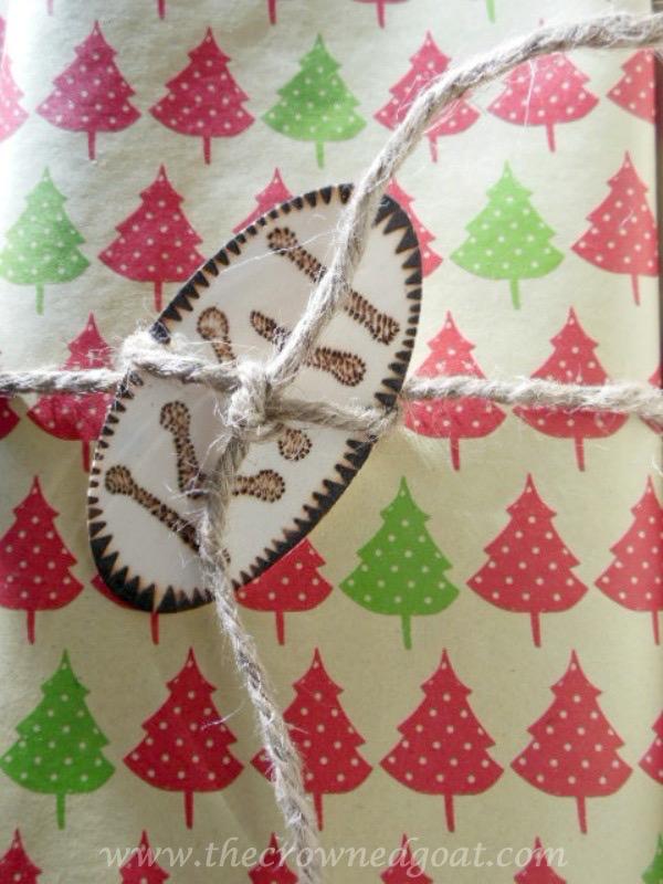 121015-01 Holiday Gift Wrap Ideas Christmas Holidays