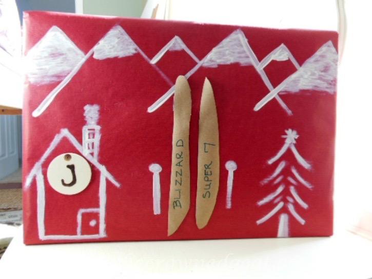 121015-02 Holiday Gift Wrap Ideas Christmas Holidays