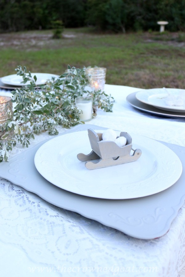 121515-7 Last Minute Holiday Tablescape Ideas Christmas Decorating Holidays
