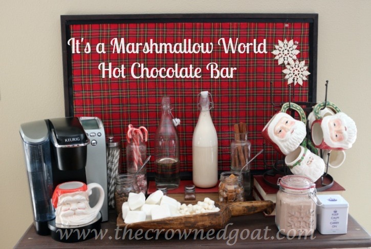 Hot Cocoa Bar Essentials - The Crowned Goat