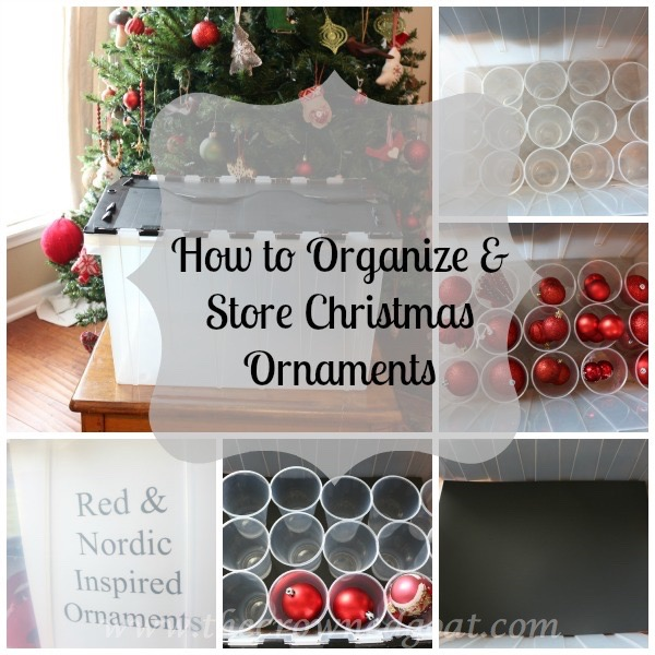 122915 11 how to organize christmas ornaments diy holidays