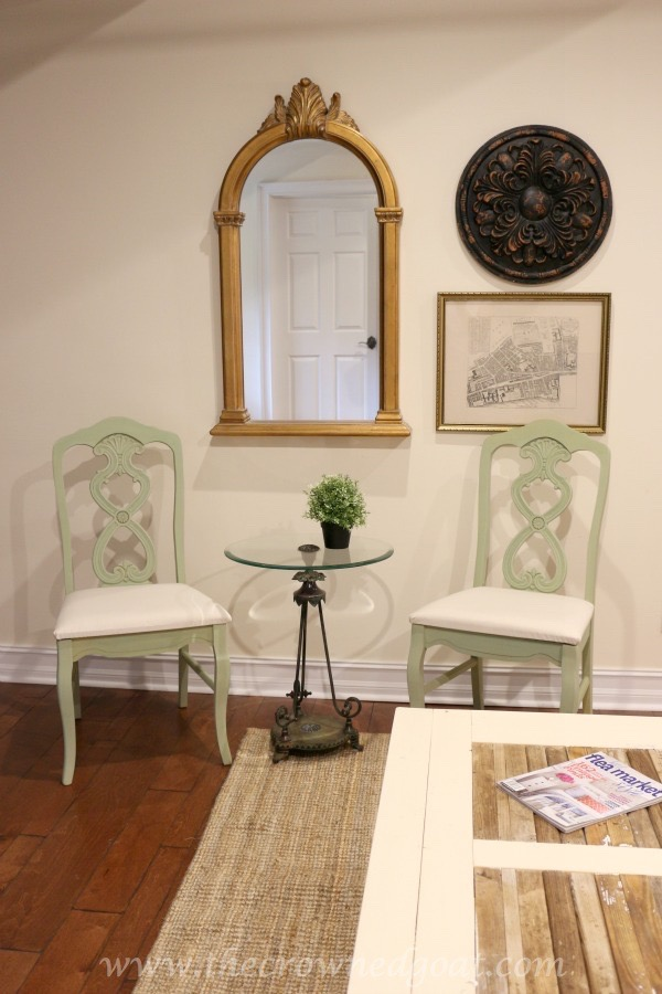 011516-10 Lucketts Green Milk Painted Chairs Decorating Loblolly_Manor Painted Furniture