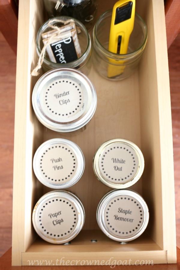 020216-16 How to Organize a Kitchen Desk Organization